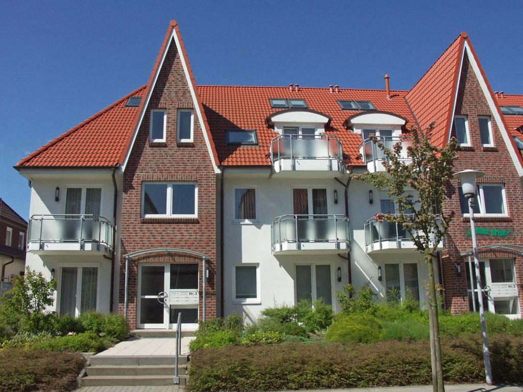 Ferienwohnung Nordstrasse in Cuxhaven Duhnen