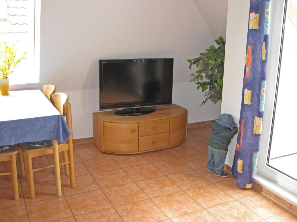 Fernseher - Ferienwohnung Nordstrasse Cuxhaven