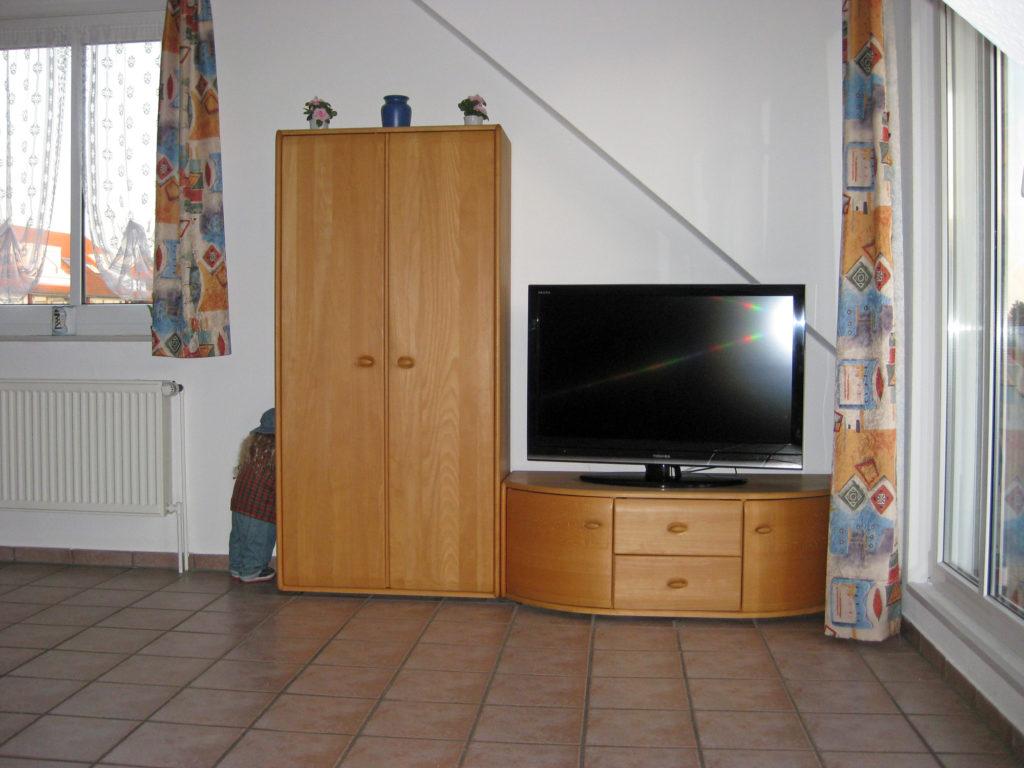 Fernseher - Ferienwohnung Rugenbargsweg Cuxhaven